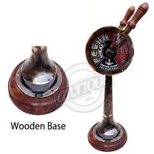 Brass Telegraph Vintage Engine Ship Room Telegraph Nautical Decor Sailor Gifting