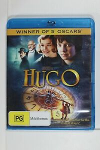 Hugo  - Blu-ray  - Preowned  - Sent Tracking (D267)