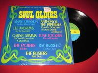 SOUL OLDIES LP - VOLUME 1 (1967) - UNART 21022 - SHRINK