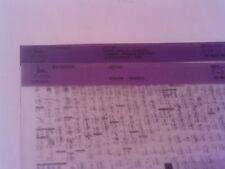 John Deere Parts Catalog 740 Skidder Microfiche Fiche