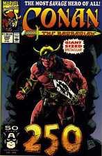 Conan the Barbarian # 250 (Guest-Star anillo: red Sonja, 52 pages) (Estados Unidos, 1991)