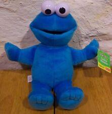 Fisher-Price Sesame Street COOKIE MONSTER 11 inch Plush Stuffed Animal NEW