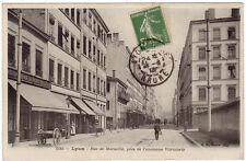 CPA -69- LYON - Rue de Marseille, près de l'ancienne Vitriolerie.