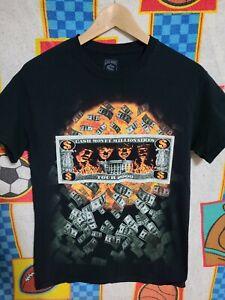 Vintage Rare Cash Money Millionares 2000s Tour Shirt S