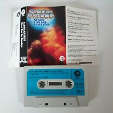 GLORIA GAYNOR NEVER SAY GOODBYE CASSETTE TAPE 1975 BLUE PAPER LABEL MGM UK