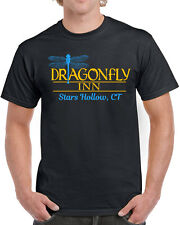 559 Dragonfly Inn mens T-shirt gilmore tv show girls funny costume lukes diner