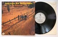 Kenny Rogers & The First Edition - Backroads - 1972 US 1st Press MGM Jolly (EX)