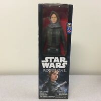 Hasbro Star Wars Rogue One 12-Inch Sergeant Jyn Erso (Jedha) Action Figure