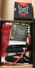 Tapout XT Extreme Training 15-DVD Workout Set Towel Leg Bands Nib New