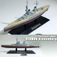 GERMAN Hindenburg 1/1250 diecast model ship deagostini