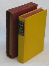 Irving Stone LUST FOR LIFE Novel of Vincent Van Gogh Heritage Press 1936 Leather