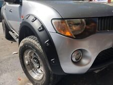 Mitsubishi L200 Wide Wheel Arches Fender Flares 2005 - 2010 Look Great Extension
