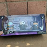 Nightmare Before Christmas Shufflerz Wind-up Figures 2019 Disney Store D23 Expo