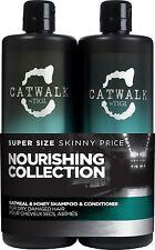 TIGI Catwalk Oatmeal and Honey Tween Duo 750 Ml 750ml