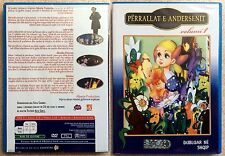 Perrallat Andersenit (Andersen tales) Volumi 1-9. DVD in Albanian language.
