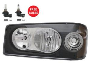 New Driver Side Headlight FOR Mack Granite GU713