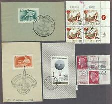 #7762 Postmaster Different Countries