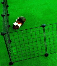 C&C RUN PLAYPEN CAGE HUTCH GUINEA PIG PUPPY DOG RABBIT PET PLAY PEN ENCLOSURE