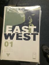 "East Of West #1-45! Full Run Plus ""The World"" One-Shot! Hickman! Dragotta!"