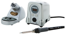 HAKKO compact temperature control type soldering iron digital FX888D-01SV NEW