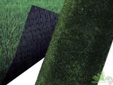 Prato Sintetico drenante erba Finta Artificiale calpestabile Tappeto Verde 1x1