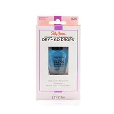 Sally Hansen Complete Salon Manicure Dry + Go Drops 0.37 oz NIB