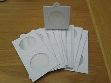 10 Lighthouse-Hartberger Coin Holders - All Sizes, You Can Choose Mixed Sizes