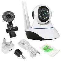 Wireless WIFI IP Camera CCTV 1080P HD Baby Monitor Home Security IR CAM Pan Tilt