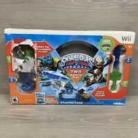 Nintendo Wii Skylanders Trap Team Starter Pack Game Set NEW IN BOX Free Shipping