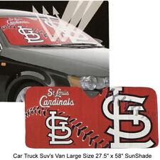 New MLB St. Louis Cardinals Car & Truck Windhield Folding SunShade
