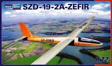 SZD 19-2a PANTALONE (ZEPHYR) Veleggiatore/Aliante 1/72 PZW (PZL)