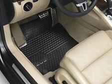Original Volkswagen Zubehör Gummimatten vorne für VW EOS 1Q1061501A 041