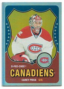 2010-11 OPC Retro Rainbow #5 Carey Price (Montreal Canadiens)