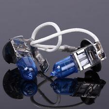 2pcs H3 12V 55W 6000k Car Head Light Lamp Fog Xenon Halogen Bulbs Ultra white #w