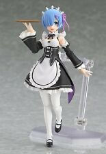 figma Re:Zero -Starting Life in Another World- Rem Figure Preorder