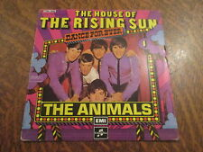 45 tours the animals dance for ever the house of the rising sun