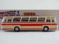 Starline/Brekina 58231 Neoplan NS 12 (1970) in hellbeige/rot 1:87/H0 NEU/OVP