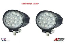 2x LED POWERFUL REVERSE SPOT LIGHT FOR TRUCK IVECO DAF MAN SCANIA VOLVO MERCEDES