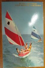 Postcard, Greetings from Lake Geneva, Wi