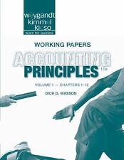 ACCOUNTING PRINCIPLES - WEYGANDT, JERRY J./ KIESO, DONALD E., PH.D./ KIMMEL, PAU