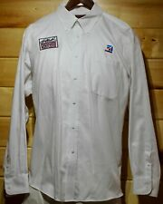 Cessna CGR Earnhardt Racing Button up  Shirt - Men's Large