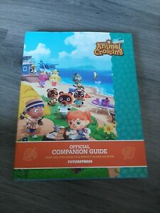 Animal Crossing New Horizons Official Companion Guide Book ( Nintendo Switch )