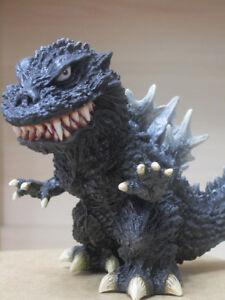 Unpainted SD G1 Godzilla kit Resin model kit Gamera Ultraman Shinzen