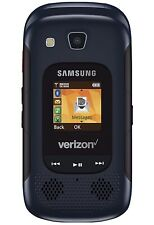 Samsung Convoy 4 B690 Rugged Water-Resistant (Verizon) 5MP Camera - Blue 3G Flip