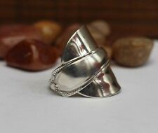SPOON RING ! Sterling 925. XMAS GIFT . ALL SIZES AVAILABLE