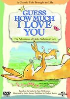 Guess How Much I Love You [DVD][Region 2]