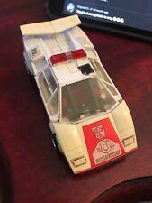 G1 Transformers Red Alert Used Loose 1980's Hasbro Takara