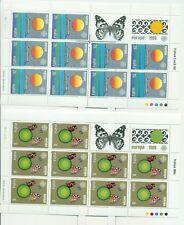EUROPA CEPT MALTA 1986 SHEETLET NATURE CONSERVATION