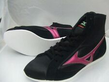Boxing Shoes Ef type Original color Black x metal Rose 36Kq20000 Mizuno Japan