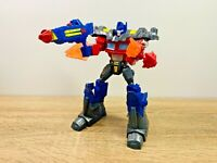 Electronic Optimus Prime - Super Hero Mashers Figure Transformers Autobots